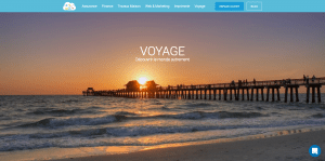 Image Page Comparateur Voyage