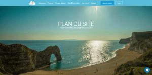 Image Page Plan du Site