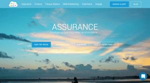Page Comparateur Assurance Particulier