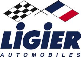 Ligier logo constructeur voiturette