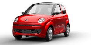 voiture microcar mgo 2 couleur rouge